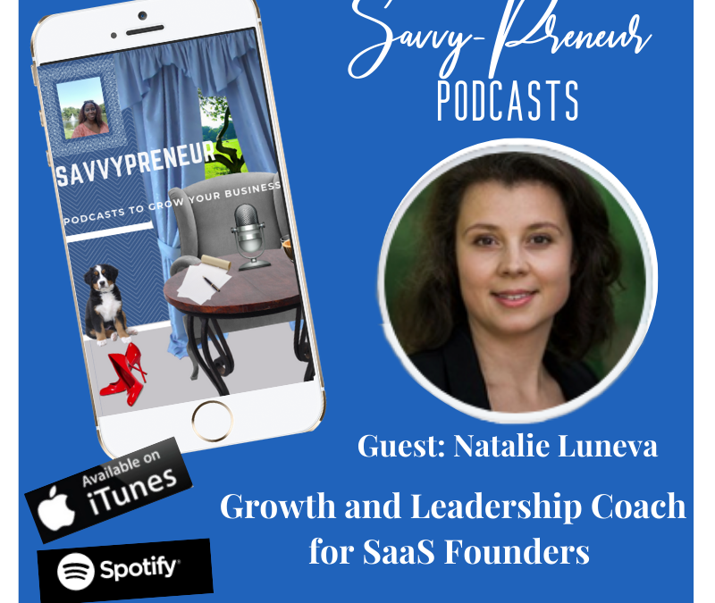 Marketing Strategies w/Natalie Luneva