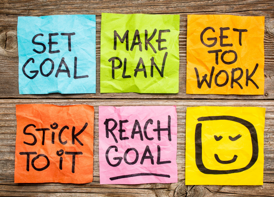 6 Ways To Accomplish Your Goals