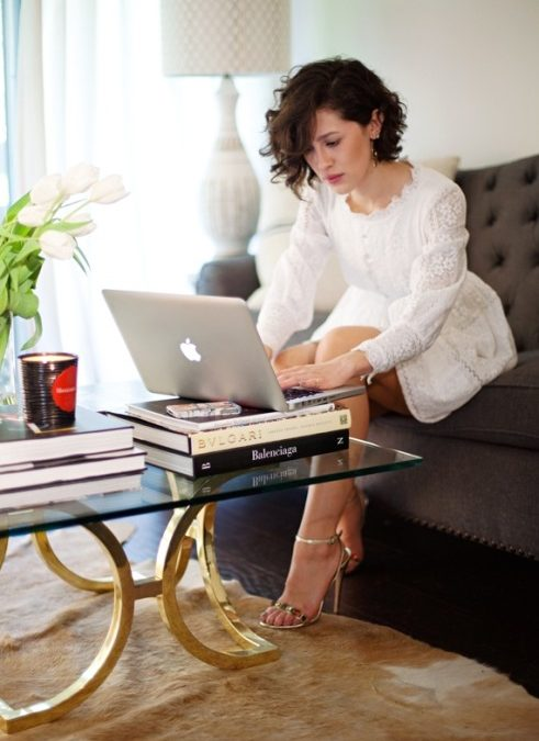 Looking Stylish And Staying Productive While Working From Home