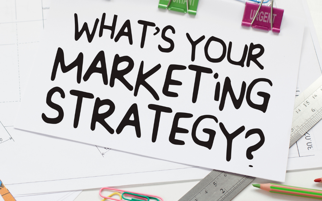 Developing A Marketing Strategy Pt 2